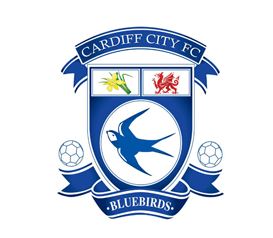 Original Cardiff City FC crest
