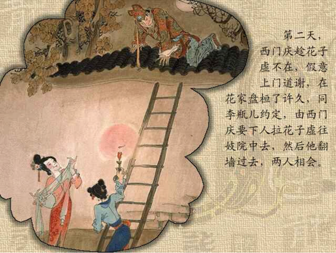 Jin Ping Mei: The Children's Book