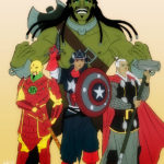 Imperial Chinese Avengers is a Thing: Four Chinese Superhero Mashups