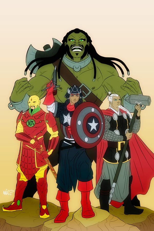 the_avengers_of_imperial_china_by_micquestion-d66c2tb