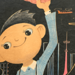 Little Smarty Visits the Future 小灵通漫游未来: A Science Fiction Novel  (Part 1 of 6)